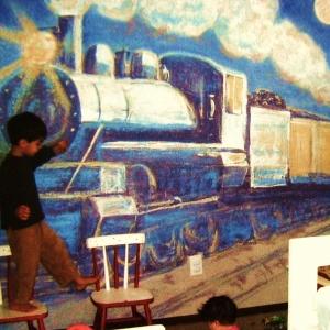 henrys train