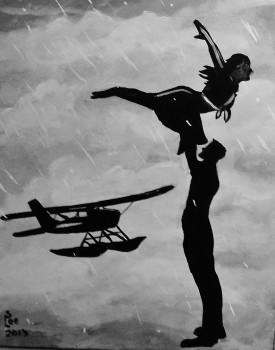 float plane leap