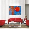 Seattle's Red Cup 2 ~ painting for Sale