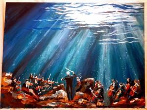 Ocean Symphony 36 x 24
